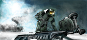 Halo2 by dogscumage