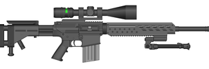 Arbalest HPR-29 by GrimReaper64
