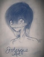 Grotesque by xLuminaa
