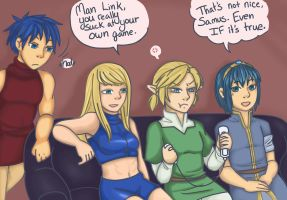 Guys, leave Link alone EDIT by chibi-riri-chan