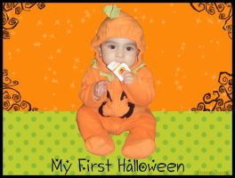 First Halloween by Sinister666beauty