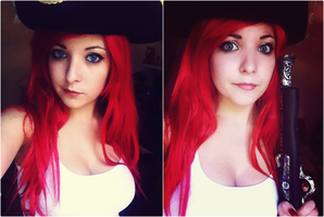 Miss Fortune test - League of Legends by Dragunova-Cosplay