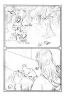 TCOB page 2, pencils by VikThor