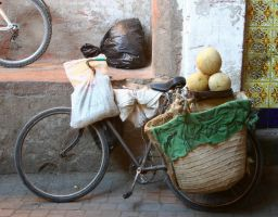 the bike of the old guy by beloutte
