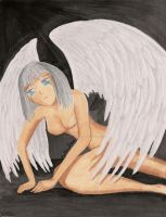 Fallen Angel by PixlPhantasy