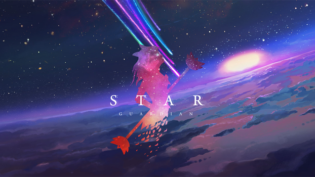 Star Guardian by W0LVEMAN