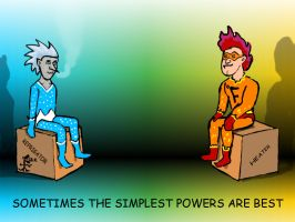 Simplest powers by bunny75