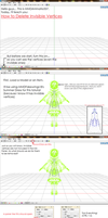 .:Tutorial:. How to Delete Invisible Vertices by MMDAnimatio357