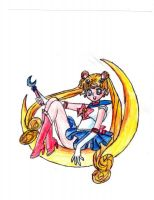 Sailor Moon by CartoonPrincess15