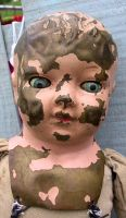 Antique Doll Head 5 by Falln-Stock