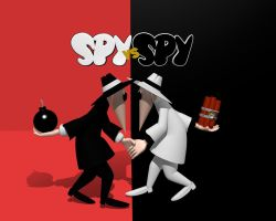 Spy vs Spy Cover Rip by rohancorwyn