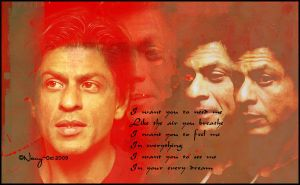 Srk I want you to need me by midnight-Nany
