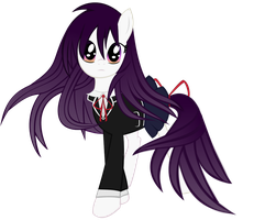 Ponified Tohka - Date A Live by RainbowDash038