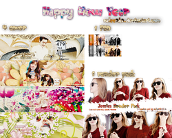 [1.1.2014] Pack Happy New Year 2014 ~ by Sulee2k2
