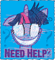 Need Help..? by WraithX79