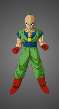 Dragonball 9 first look   by arkham34