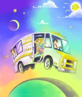 ice cream man by nuclearcarrots