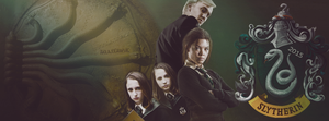 Slytherin-2015 by AkilajoGraphic