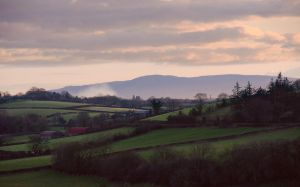 Dullaghy and Slieve Gallion by younghappy