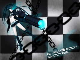 Black Rock Shooter by Sheik4Link4Ever