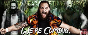 The Wyatt Family GIF Signature: We're Coming. by HTN4ever