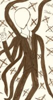 Slenderman by QweXTheXEccentric