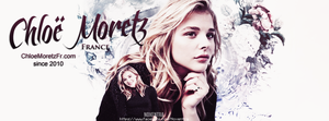 Chloe Moretz France by N0xentra