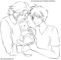 Save The Kittens - Cleon by little-caitlin