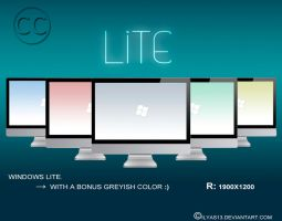 Windows LiTe by ilyas13