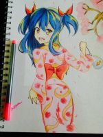 Wendy Marvell (yukata) by reicel-chan