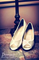 Wedding Shoes by PennyJarr37