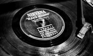 "NIRVANA ""Bleach session"" by Ange-Mort"