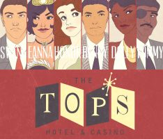 The Tops High Rollers by memai-kins
