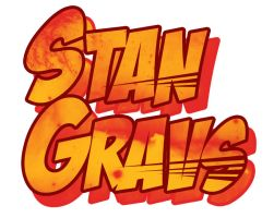 stan gravs logo design. by stephhabes