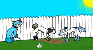 Digging Holes by Sourcastic