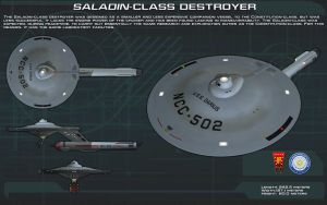 Saladin class ortho [New] by unusualsuspex