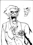 the joker have a good time by Amegan