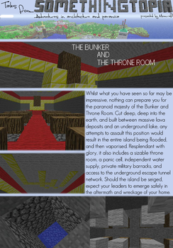 The Bunker And Throne Room by Madbird-Valiant