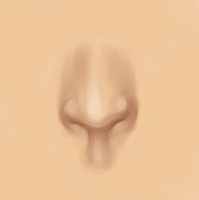 Nose Practice/Study by DoctorPiper