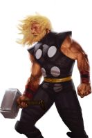 Thor Thursday - 52 by reau