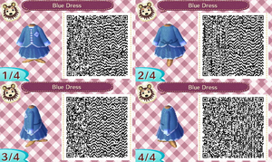 ACNL Dress design by flobershnogen