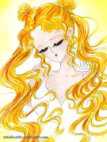 sailor moon - usagi - dreams often end by zelldinchit