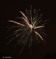 Fireworks 1 by Dreikaz-Photos