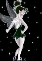 Tinkerbell by mell0jell0
