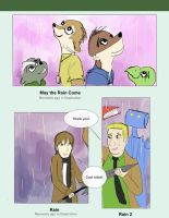 What if...? by MeganMosier