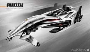 PURITY - Racing Purism | Ghost IV by IllOO