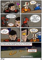 #3l: Knight in Dragon's Armour (Part 12) by zacharychua