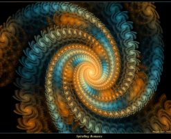 Spiralling Romance by Alterren