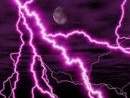 .PurpleLightning. by Exhibitt