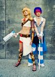 No Salvation: Panty n' Stocking Genderbend Cosplay by Detailed-Illusion